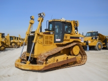 2006 Cat D6RIII XW w/Winch