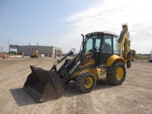2008 New Holland B95B TC