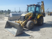 2009 New Holland B95B