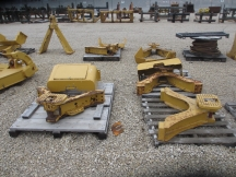 Cat D6N Dozer Drawbars
