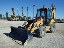 USED Cat Loader Backhoe 420EIT
