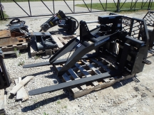 "2014 Blue Diamond 48"" x 60"" Skid Steer Grapple Forks"