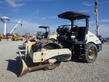 2005 Ingersoll Rand SD70DF Padfoot Roller