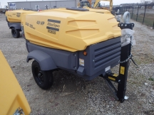 2014 Atlas Copco XAS 185 JD7