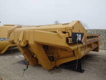 2007 Cat 740 Ejector Box