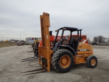 2010 Case 586G Series 3 Rough Terrain