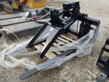 "2015 Blue Diamond 48"" x 60"" Skid Steer Grapple Forks"