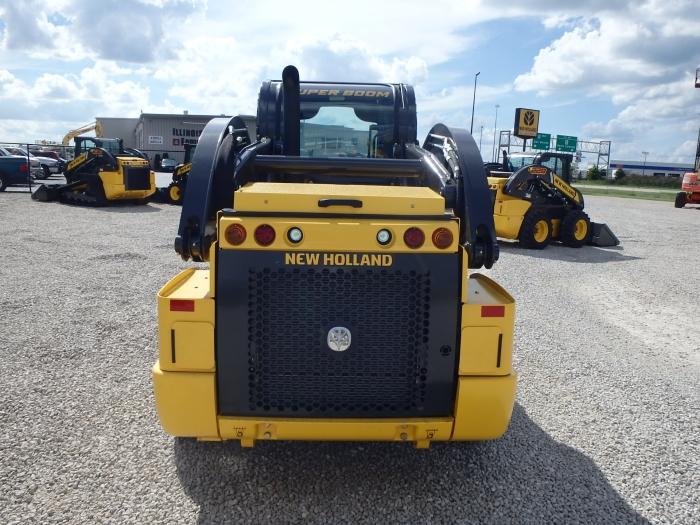 Used New Holland Skid Steer L228
