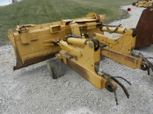 USED Cat Attachments D6K LGP 6-Way Dozer Blade Assembly