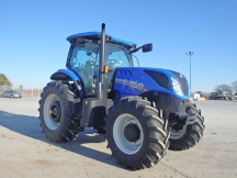 USED New Holland Tractors T7 190