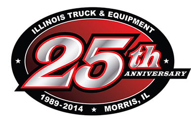Illinois Truck & Equipment 25th Anniversary